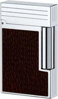 Kožený hnědý zapalovač S.T.Dupont Ligne 2 16850