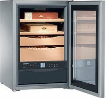 Liebherr humidor ZKes 453 - electronic cigar cabinet