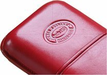 Romeo y Julieta leather case red