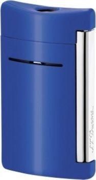 Zapalovač S.T. Dupont MiniJet modrozelená modrá