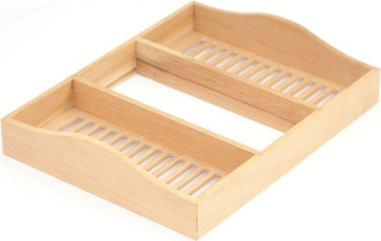 Cedar humidor tray size M for medium size Deluxe series