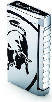 Zapalovač Lamborghini Toro černý