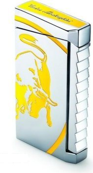 Lamborghini lighter 'Toro' yellow