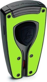 Lamborghini lighter 'Forza' green