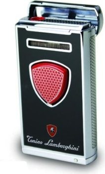 Lamborghini lighter 'Pergusa' black