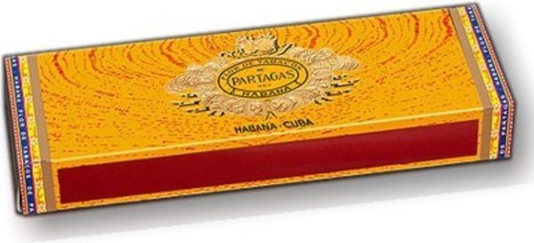 Cigar matches 'Partagas'