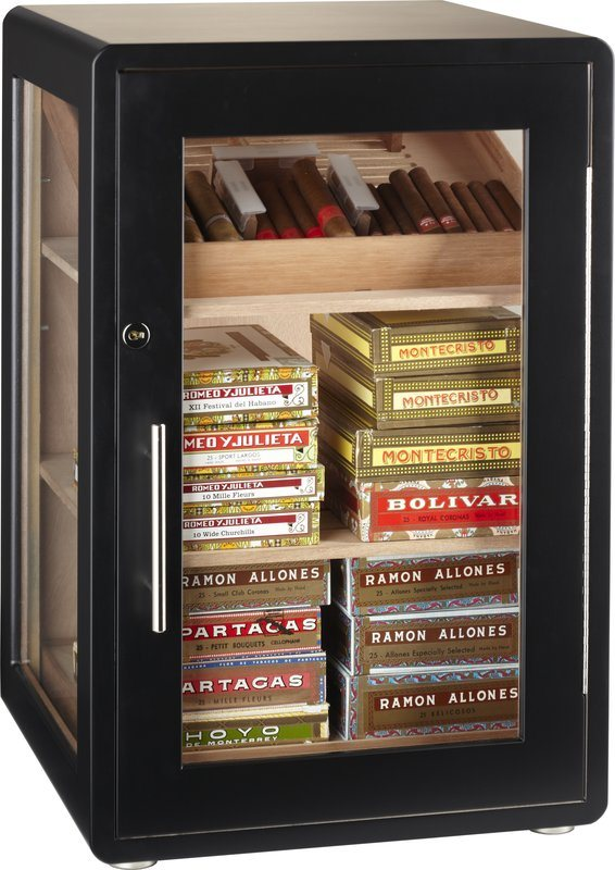 Adorini Bari Deluxe Cigar Display Cabinet Free Shipping
