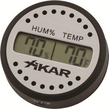 Xikar Digital Hygrometer Rund <&&IMAGE&&> 100