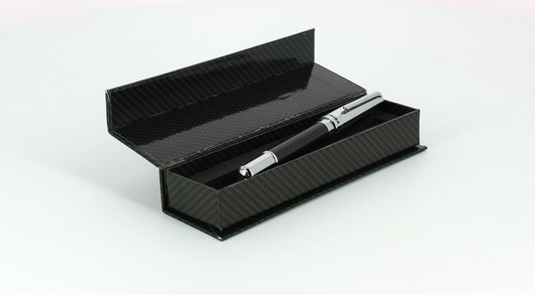 Cohiba carbon Pen with cigar punch