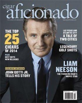 Revista Cigar Aficionado Ian/Feb 2015