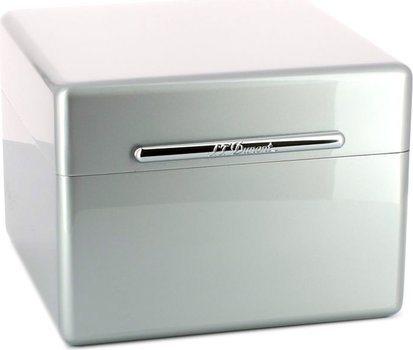 S.T.杜邦焰火雪茄盒灰色