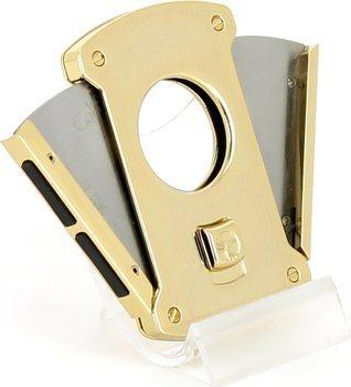 Colibri Slice sikarileikkuri Gold/Stripes
