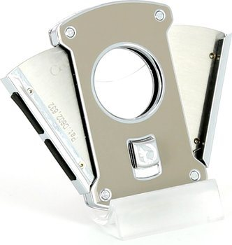 Colibri Slice sikarileikkuri Light Gunmetal/Chrome