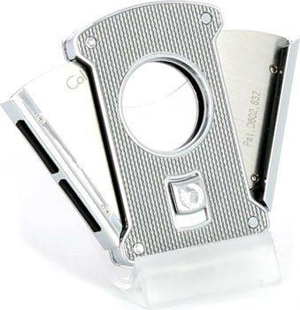 Colibri Slice sikarileikkuri Silver/Chrome