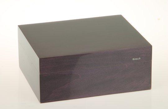 Siglo Humidor S koko 50 violetti