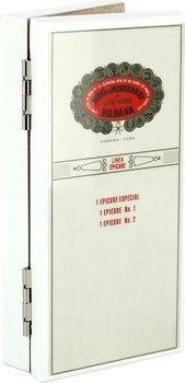Hoyo de Monterrey cigar gift case for Epicure Line cigars