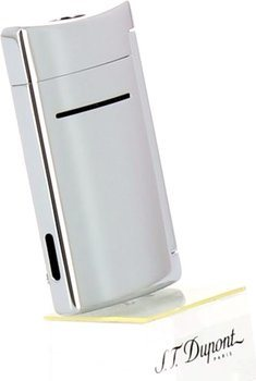 ST Dupont X.tend MiniJet Lighter Grå krom