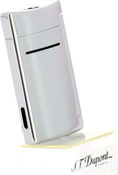 Zapalovač S.T. Dupont X.tend MiniJet chromová šedá