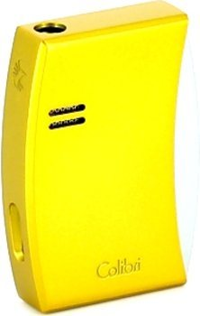 Colibri Eclipse polished sun yellow / black