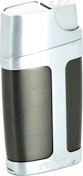 Xikar Element Gunmetal kaksiliekkinen sytytin