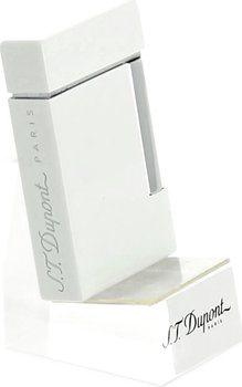 S.T. Dupont Ligne 8 Lighter Hvid