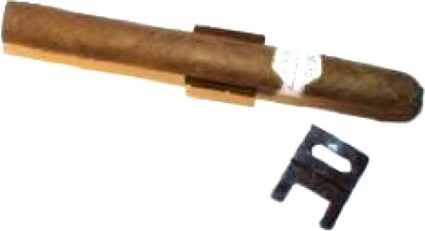 Cigar Bench Guld Belagt