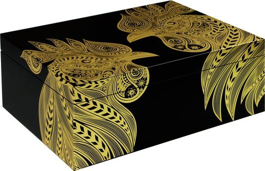 Humidor Adorini Limited Edition 2017 (Year Of the Rooster)