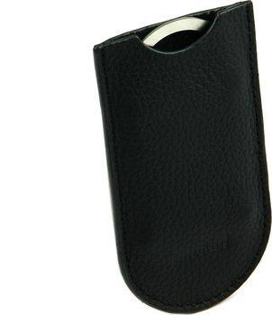 adorini slank klipper læderpung sort