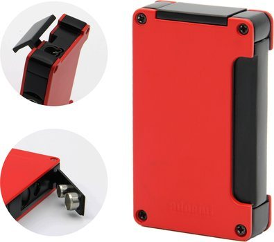 adorini Jet lighter red