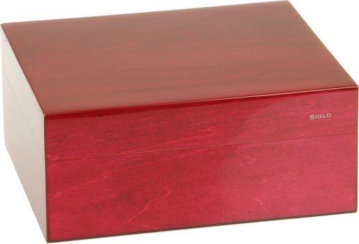 Ružičasti humidor Siglo S veličina 50