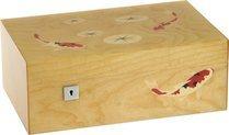 Siglo Humidor M size 75 Koi Fish
