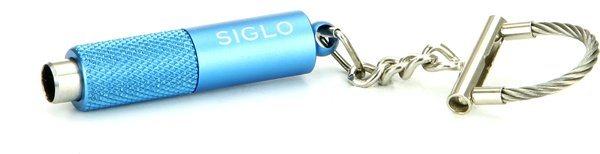 Klíčenkový ořezávač značky Siglo modrý