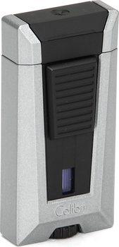 Zapalovač Colibri Stealth 3 metalická stříbrná