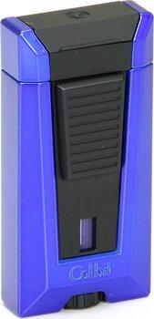 Zapalovač Colibri Stealth 3 metalízově modrá