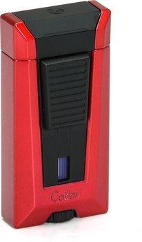 Isqueiro Colibri Stealth 3 - Vermelho metálico