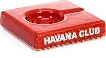 Cinzeiro Havana Club Solito - Vermelho