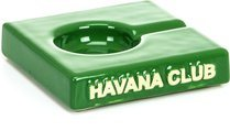 Havana Club Solito Ashtray Green