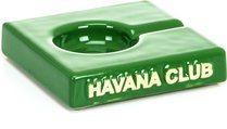 Popelník Havana Club Solito zelený