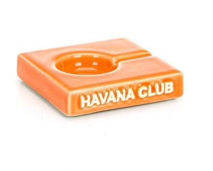 Havana Club Solito Ashtray Orange