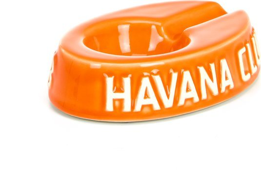 Narančasta pepeljara Havana Club Egoista