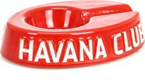 Popelník Havana Club Egoista červený