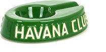 Havana Club Egoista Ashtray Green