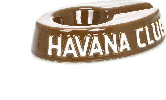 Smeđa pepeljara Havana Club Egoista