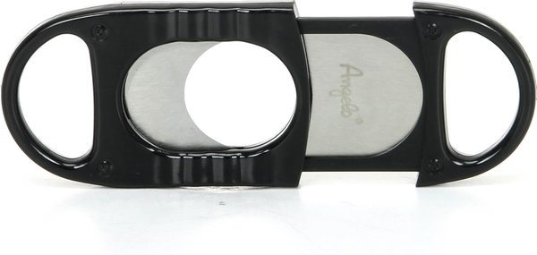 Angelo Cigar Cutter Black