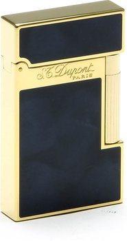 Zapalovač S.T. Dupont Atelier tmavě modrá