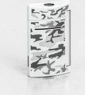 Zapalovač S.T. Dupont miniJet 10089 - bílá kamufláž