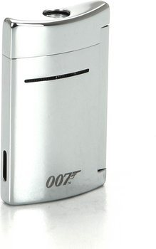 S.T. Dupont MiniJet Limited Edition Lighter Spectre Chrome Finishes