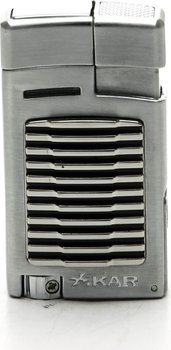 Xikar 523SL Forte, lighter sølv