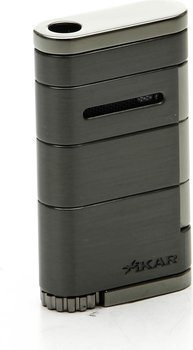 Xikar Allume Single Lighter Stealth G2