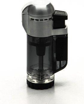 Xikar Tech Single Lighter Black